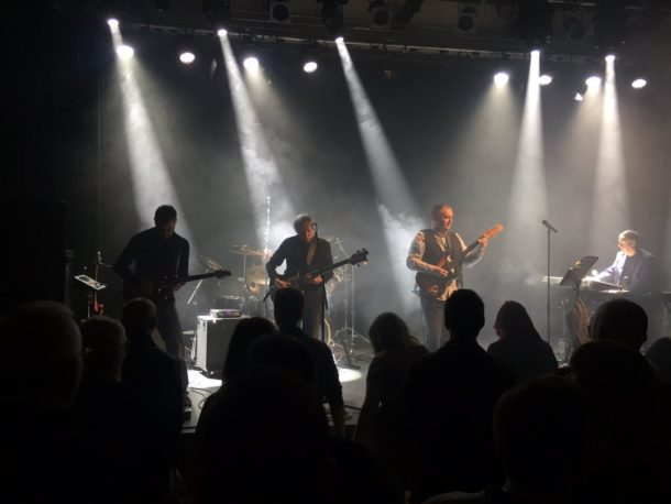 Mama Genesis Play Backstage Kinross 2019 in March for EMS /Mundell Music