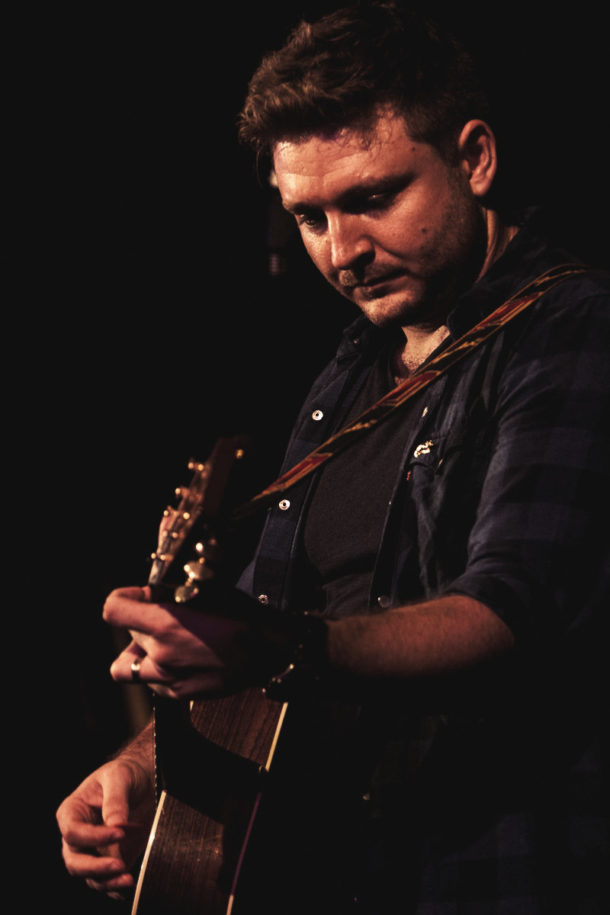 Peter Donegan comes to Kinross for Mundell Music