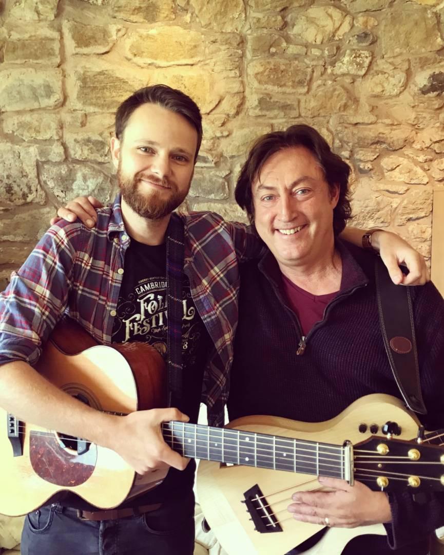 Elliott Morris & Alan Thomson