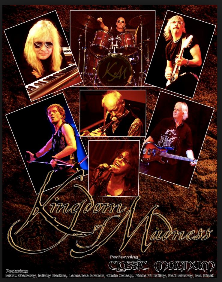 Kingdom Of Madness - Classic Magnum Kinross - Mundell