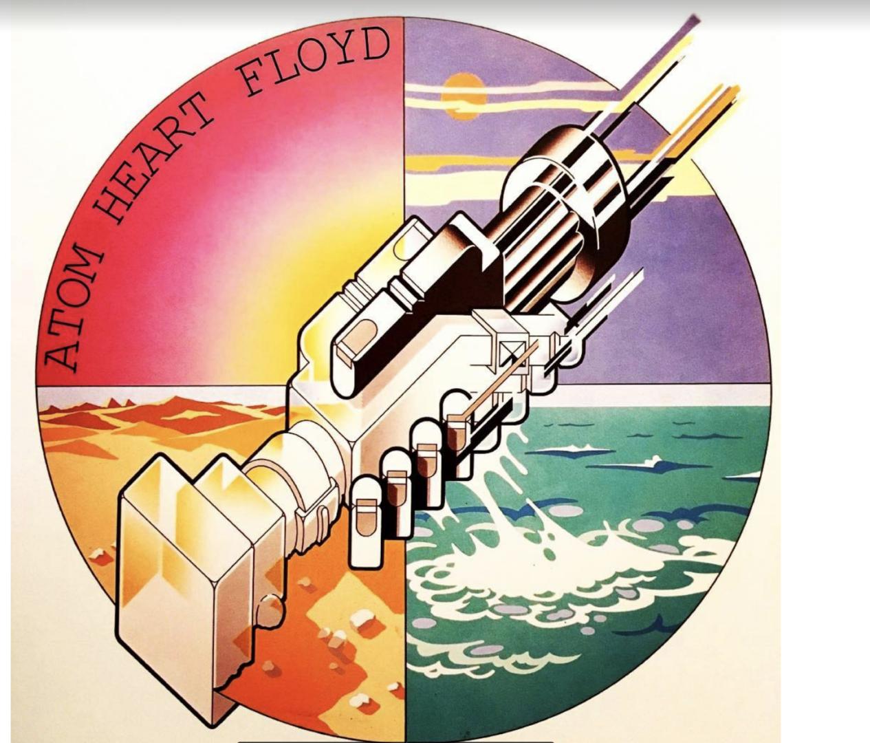 Atom Heart Floyd Come To Backstage Kinross
