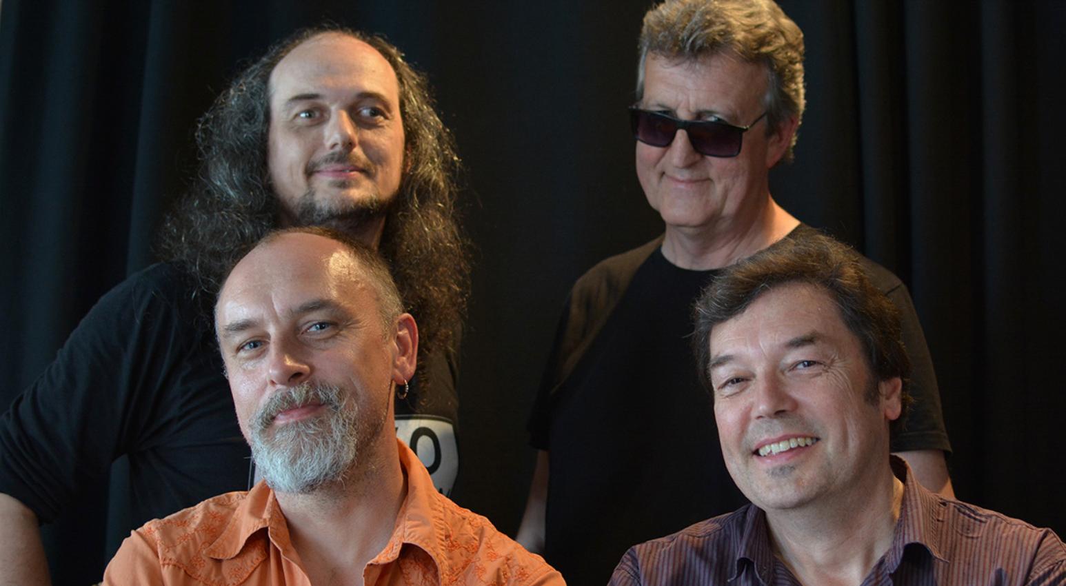 The John Hackett Band Return Backstage In Kinross In October
