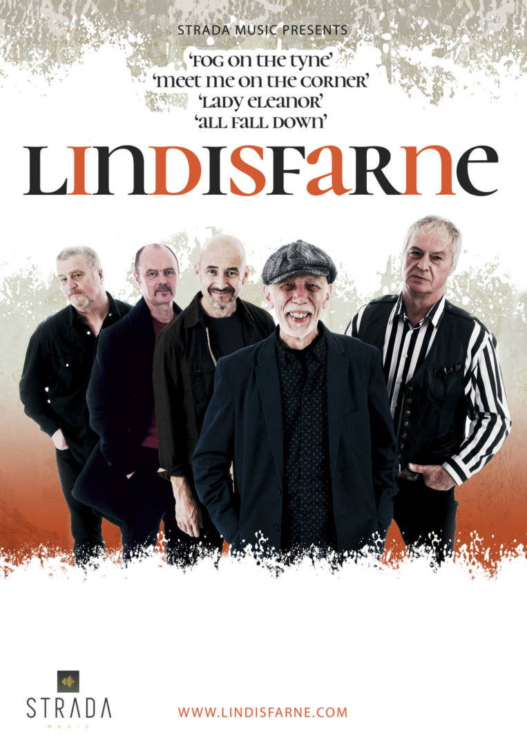 Lindisfarne To Play Another Show In Kinross