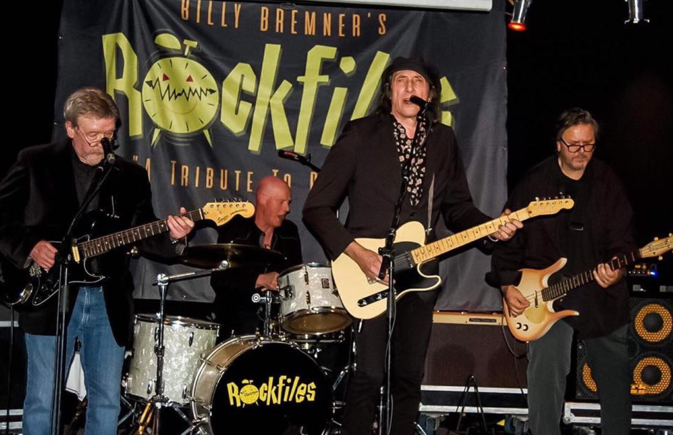 Billy Bremner's Rockfiles Return To Kinross