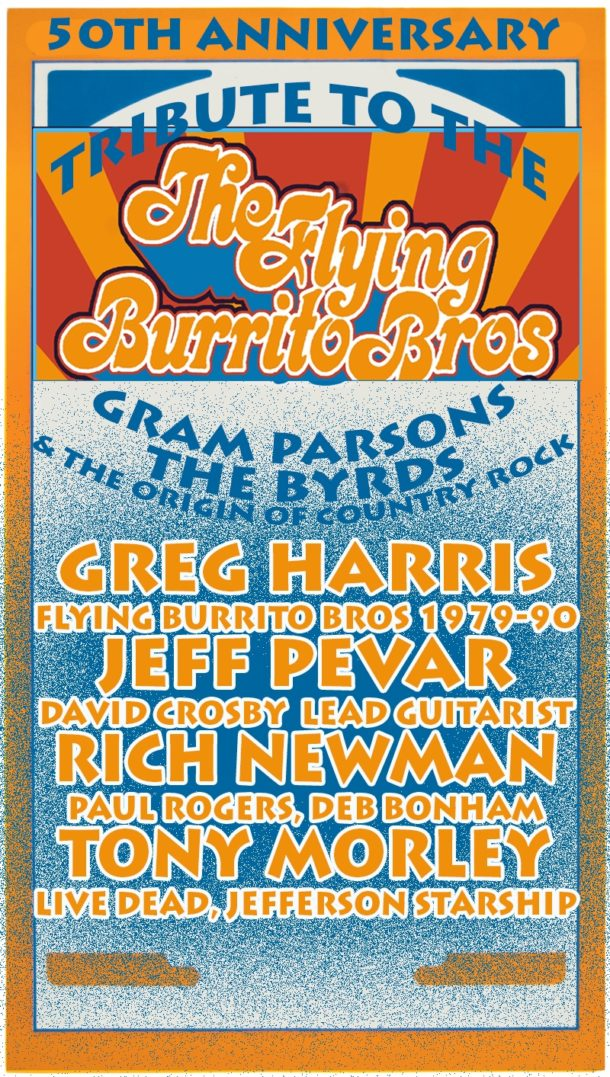 Flying Burrito Brothers Come To Kinross