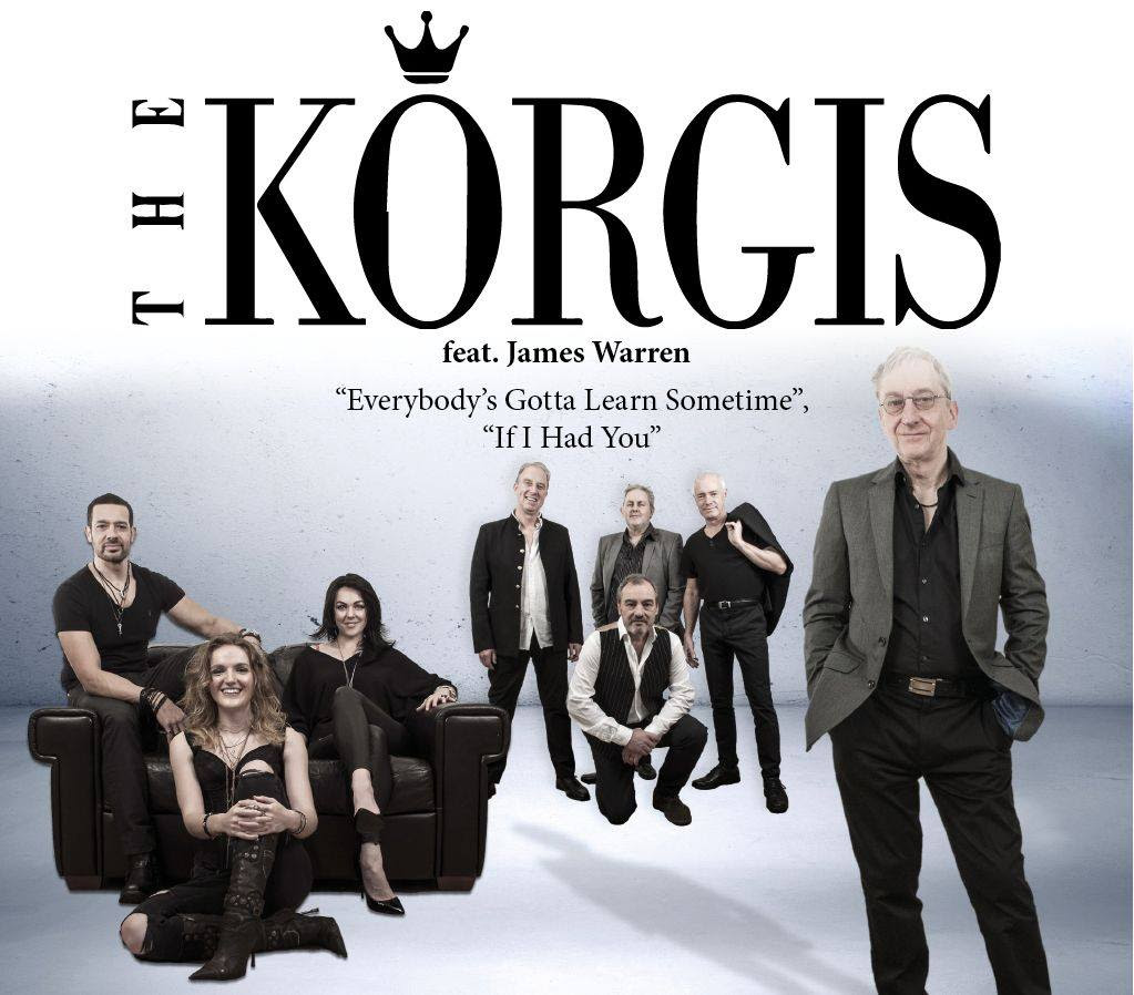 The Korgis Come To Backstage Kinross