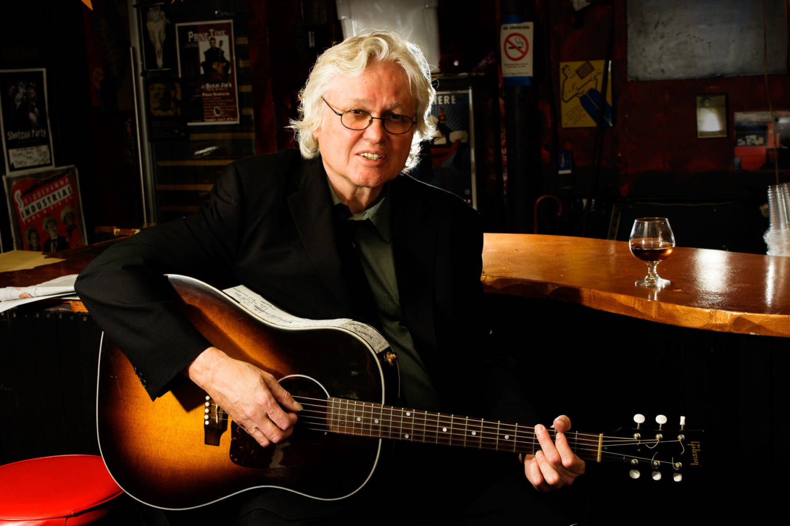 Chip Taylor comes to Backstage Kinross In September