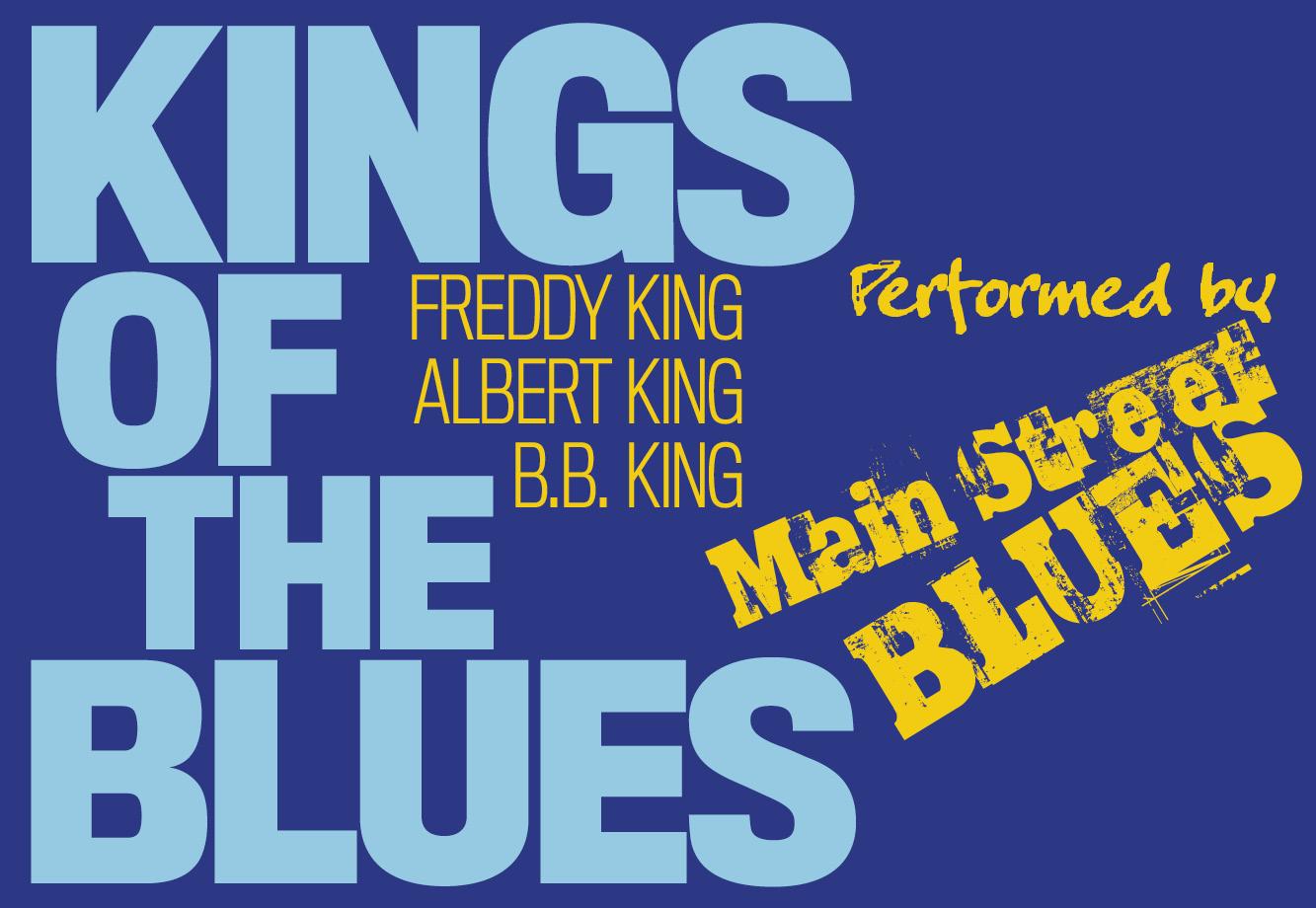 Main Street Blues play Kinross at Backstage