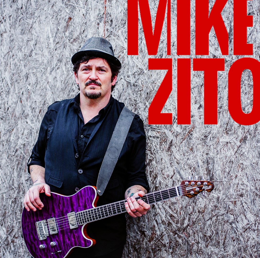 Mike Zito Plays Backstage Kinross In April 2020