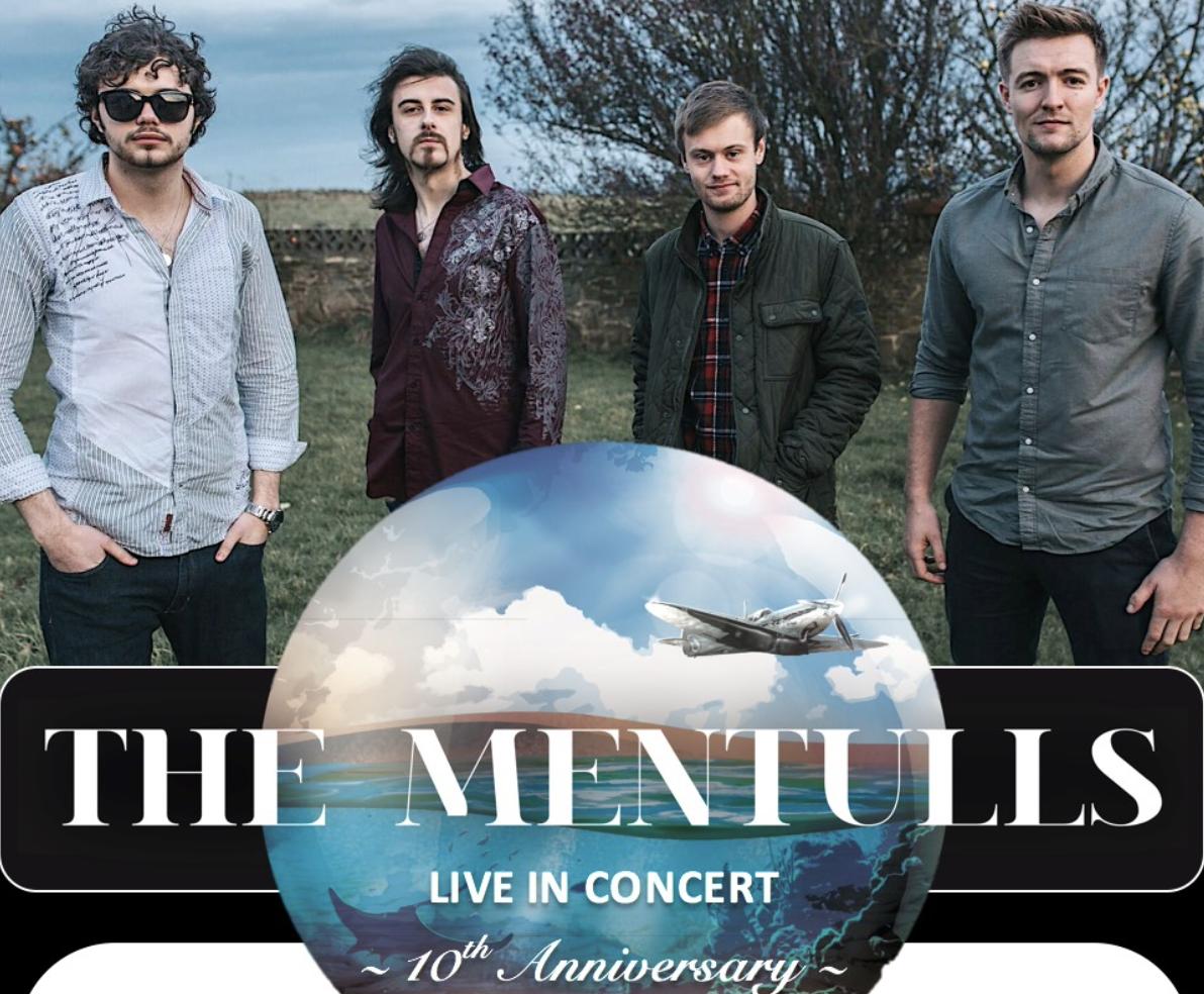 The Mentulls Revisit Backstage During April