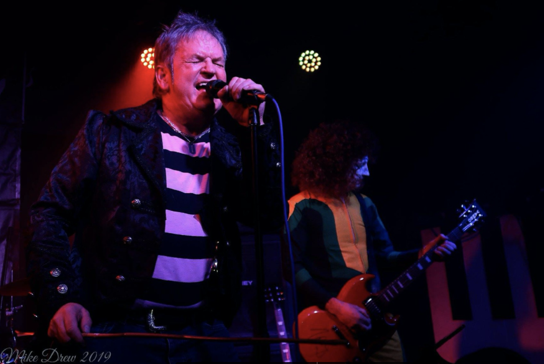 The Sensational Alex Harvey Band Experience In Kinross