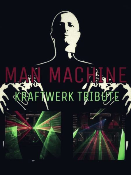 Man Machine come to Backstage Kinross