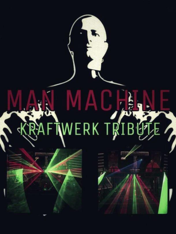 Man Machine come to Backstage Kinross