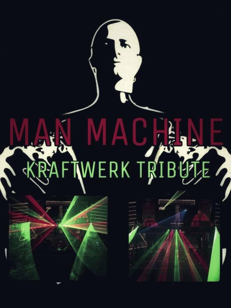 Man Machine (Tribute To Kraftwerk) Comes To Kinross