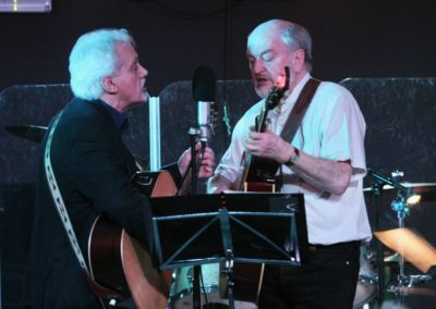 Gallagher & Lyle at Backstage Kinross With Mundell Music