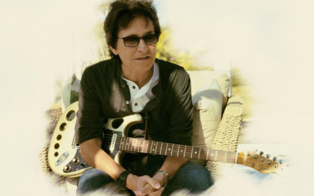 Russ Ballard plays Backstage Kinross in October 2020.