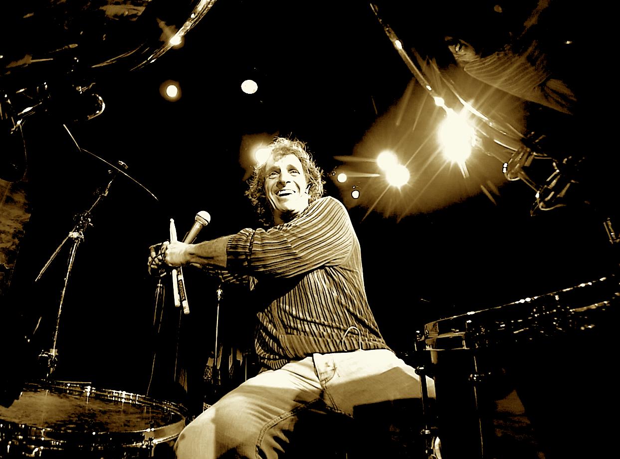 Corky Laing Plays Backstage Kinross
