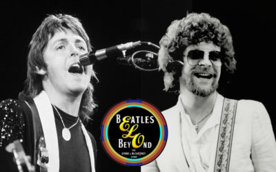 ELO Beatles & Beyond Return To Backstage Kinross