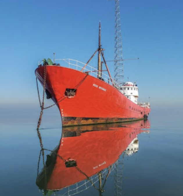Radio Caroline On The Internet