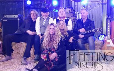 Fleeting Rumours come to Backstage Kinross