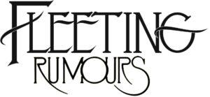 Fleeting Rumours play Backstage Kinross